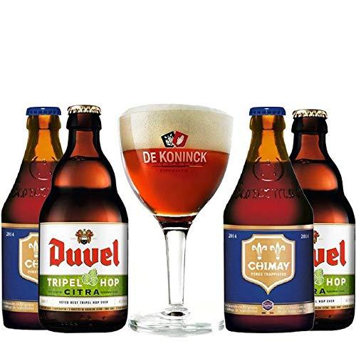 Cervejas Belgas Taça Koninck Gratuita