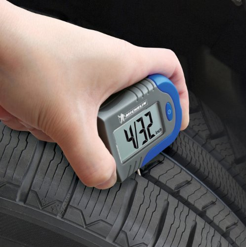 how to use michelin tire pressure gauge