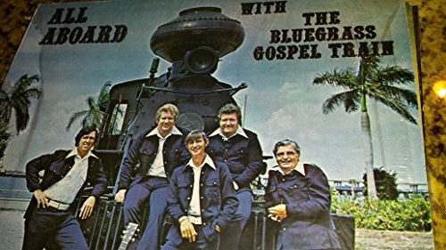 All Aboard with the Gospel Bluegrass Gospel Train: Old Time Gospel Picking and Singing [Florida Southern - Mall Florida Map Of