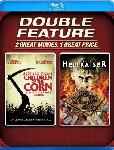 Children of the Corn/Hellraiser - Ray Two Hellraiser Blu
