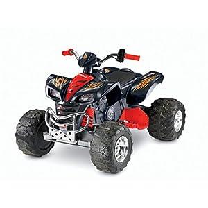 Power Wheels Hot Wheels Kawasaki KFX