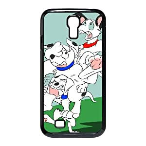 Samsung Galaxy S4 9500 Cell Phone Case Black Disney 101 Dalmatians The Series Character Cadpig dtup