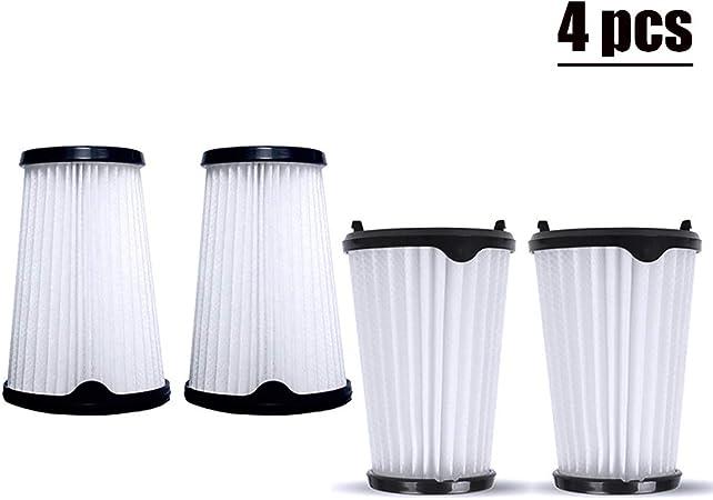 4 filtros para aspiradora AEG CX7-2 Ergorapido para todos los modelos, filtro HEPA, filtro de repuesto intercambiable, fácil limpieza y reemplazo: Amazon.es: Hogar