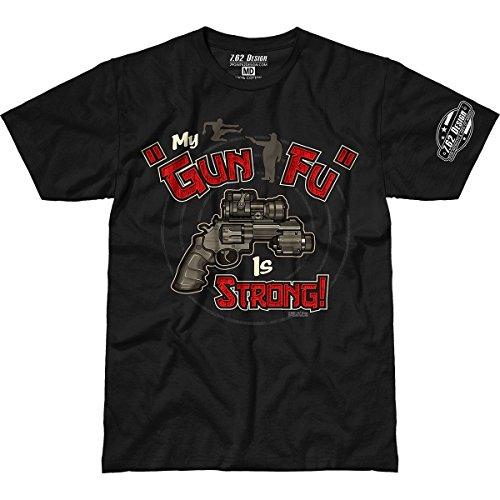 'Gun Fu' 7.62 Design Premium Men's T-Shirt XL