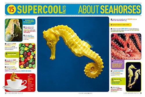 5,000 Awesome Facts (About Everything!) 2 (National Geographic Kids) by National Geographic Books (Image #4)