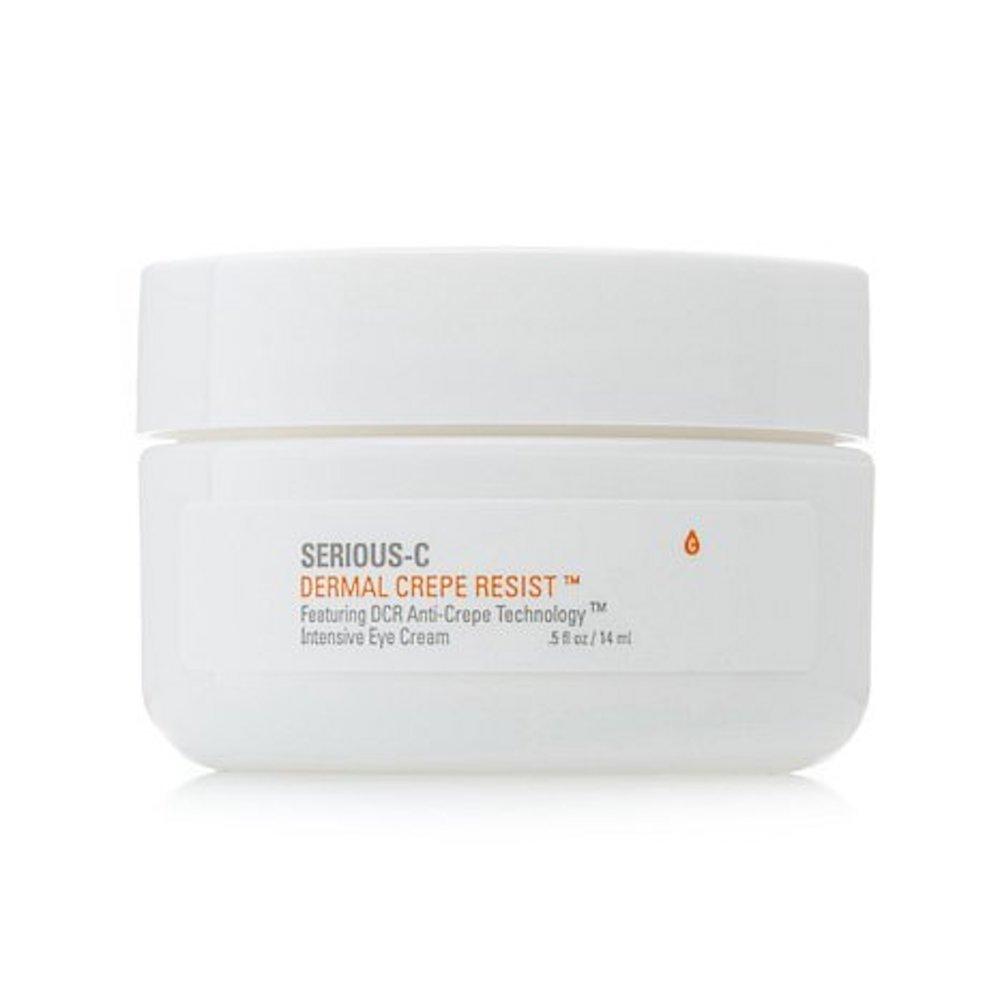 Serious Skincare Dermal Crepe Resist Intensive Eye Cream .5 oz