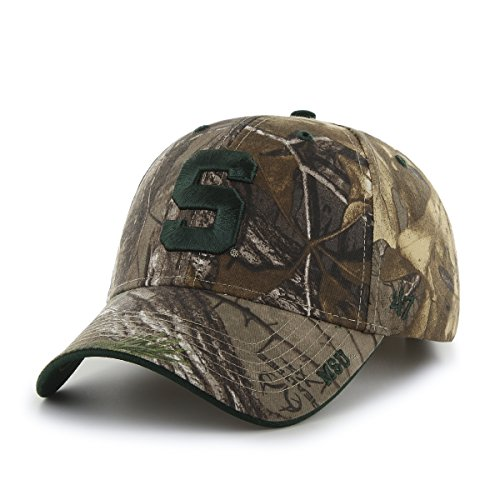 Spartans Frost MVP Adjustable Hat, One Size, Realtree Camouflage (Camouflage Realtree Adjustable Hat)