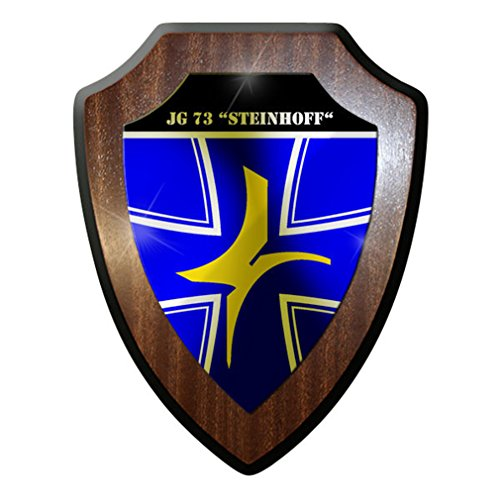 Fighter Wing 73 Steinhoff JG Bundeswehr air force soldiers military fighter jet - Escutcheon / Wall Sign