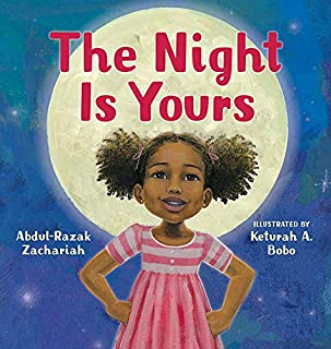 Book Cover: The Night Is Yours