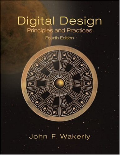 Digital Design: Principles and Practices (4th Edition, Book only) by Pearson