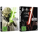 Star Wars: The Complete Saga I-VI: Bundle Set [Edizione: Germania]