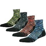 HUSO Men's Workout & Training Socks