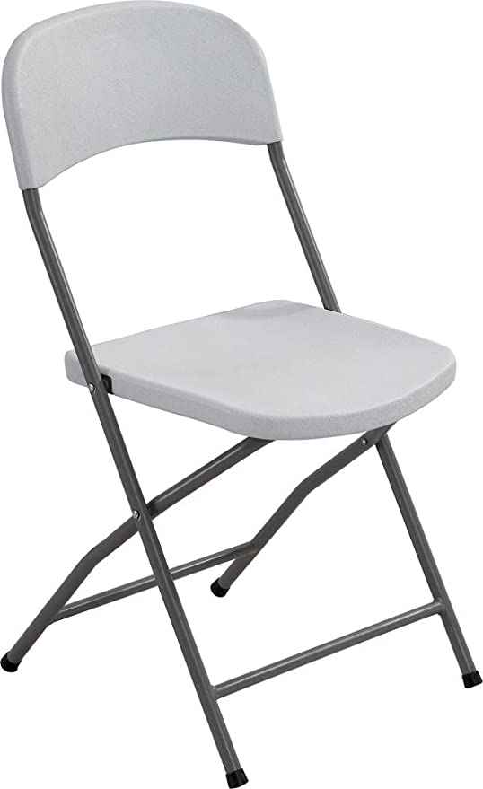ARCHIMEDE silla plegable 43 cm x 43 x h.83 polietileno y ...