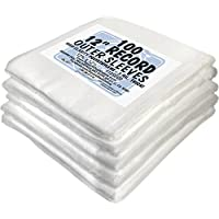 (500) 12 Record Outer Sleeves - INDUSTRY STANDARD 3mil Thick Polyethylene - 12 3/4 x 12 1/2