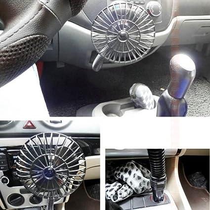 Mini Kfz Ventilator Auto Lkw Sommer Hitze Abkühlung Auto