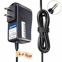 T-Power (( 6.6 ft Long Cable )) for Sony ICFC11IP Lightning iPhone/iPod Clock Radio Speaker Dock Replacement Ac Dc adapter Switching Power Supply Cord Charger Spare