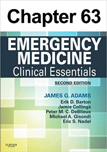 Management of Emergencies Related to Implanted Cardiac Devices: Chapter 63 of Emergency Medicine