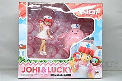 Amazon.com: Anime Pikachu Ash Ketchum enfermera Joy ...