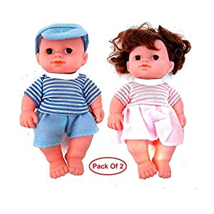 FunBlast Cute Doll Set for...
