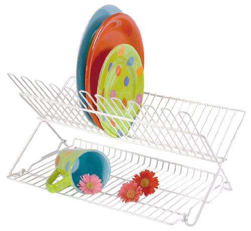 Better Houseware Folding Dish White