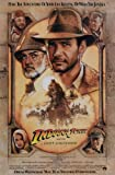 (11x17) Indiana Jones and the Last Crusade - Harrison Ford Sean Connery Movie Poster