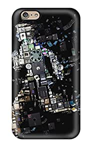 Perfect Fit Kevin Mitnick Case For Iphone - 6 by ruishername