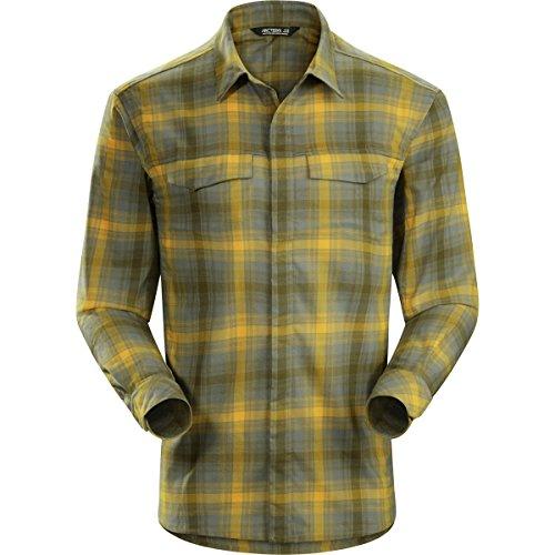 スポーツマンルール費やすアークテリクス(アークテリクス) グライソン シャツ LS GRYSON LS SHIRT L06716600 メンズ 長袖シャツ チェックシャツ