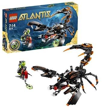 LEGO Atlantis 8076 - Gigantischer Tiefseeskorpion