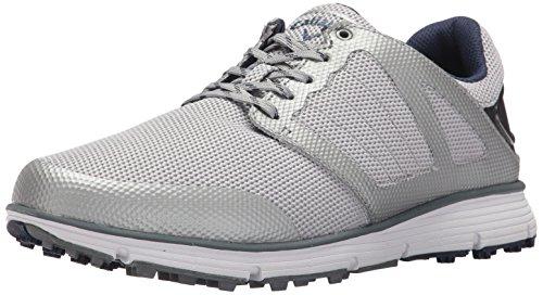 Callaway Men's Balboa Vent 2.0 Golf Shoe, Grey, 10.5 D D US
