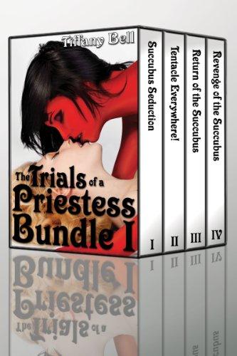 (The Trials of a Priestess - Bundle 1 (Paranormal Futanari Erotica) (The Trials of a Priestess Bundle))