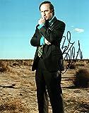 #7: Bob Odenkirk Better Call Saul Signed Photo UACC RD AFTAL RACC TS