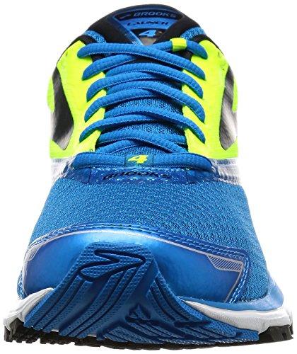 Brooks Da Corsa black Uomo 4 Blue Blu methyl nightlife Launch Scarpe rpxrHq