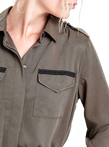 Camisa Only Dakota Verde Verde