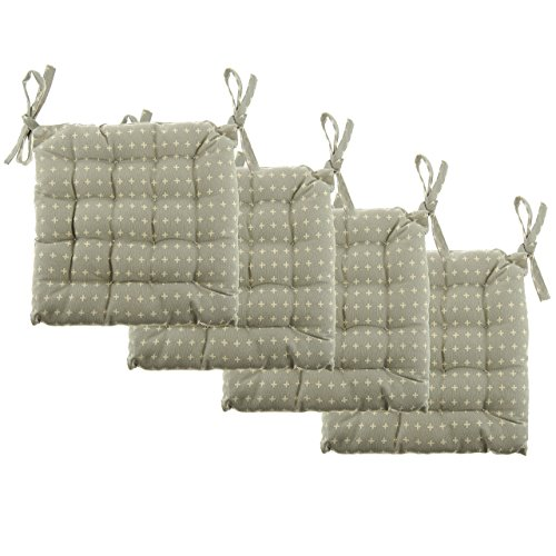 (Unity Chair Pads - Cotton Canvas - Value 4 Pack - Fits 15
