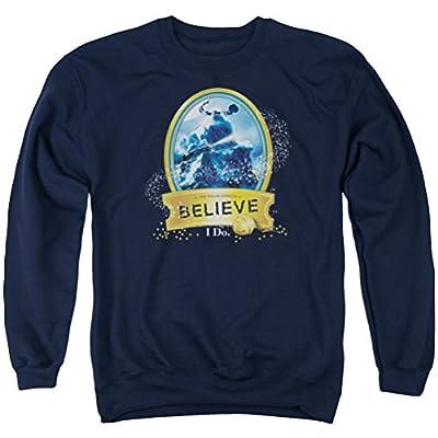 A&E Designs The Polar Express Sweatshirt True Believer Sweat Shirt