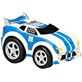 "Kid Galaxy 10935 Pull Back 'n Roll Race Car Wind Up Toy Vehicle for Boys, Girls & Toddlers Age 2 & Up Vehicle, 4"" x 3"" x 3"""
