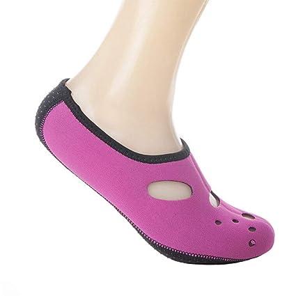Gogolan Breathable Outdoor Water Socks Low-Cut Quick-Dry Diving Aqua Socks for Beach Swim Surf Yoga Exercise
