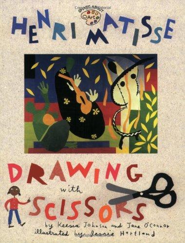 Henri Matisse Drawing Scissors Smart