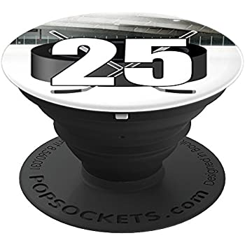 Amazon.com: Hockey Number 24 - PopSockets Grip and Stand ... | 350 x 350 jpeg 16kB