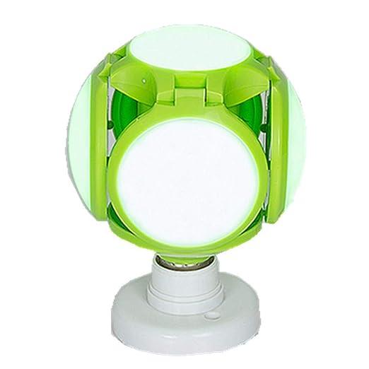 Faderr - Bombilla LED (30 W, luz telescópica, Resistente al Calor ...