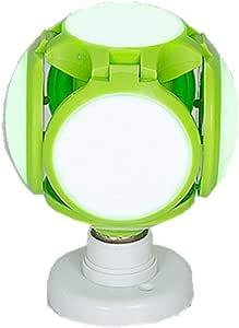 Almabner - Bombilla LED (30 W, luz telescópica, Resistente al ...
