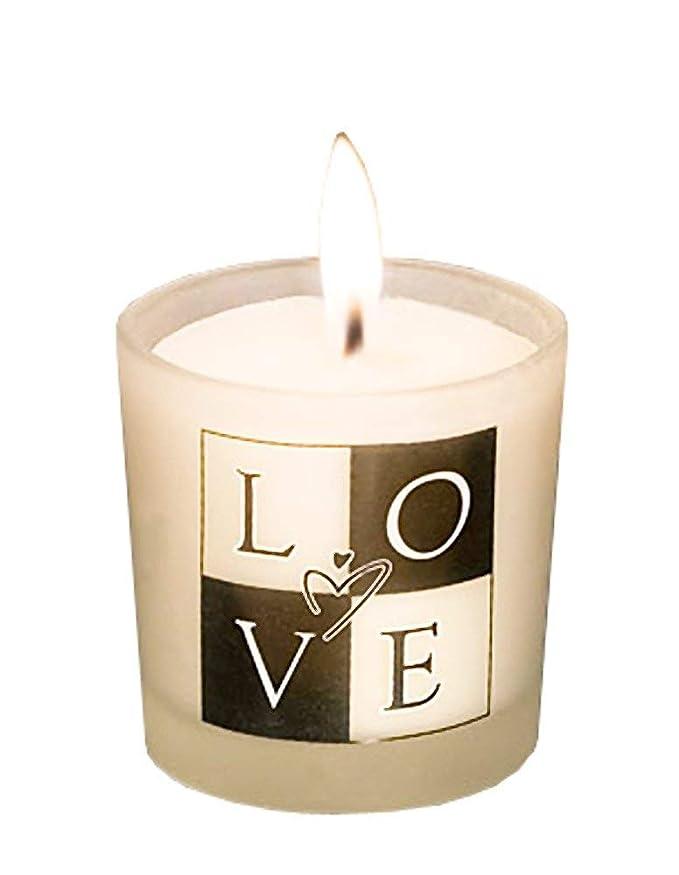 Amazon.com: 84 diseño de amor favores de la vela: Home & Kitchen