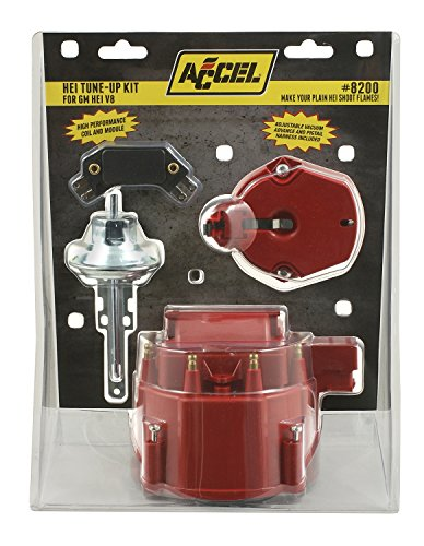 - ACCEL 8200 High-Performance GM HEI Distributor Tune-up Kit