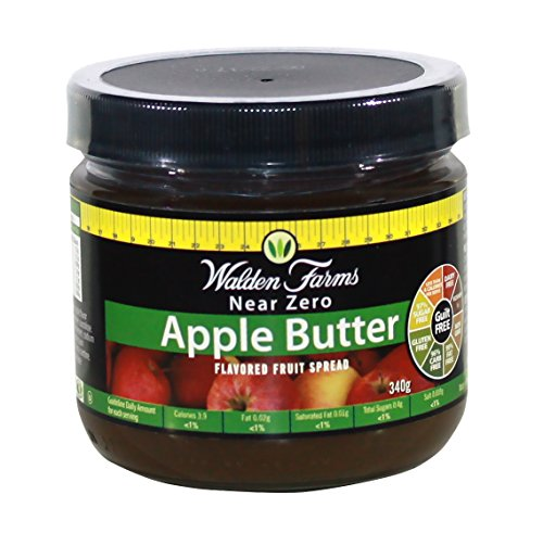Walden Farms Calorie Free Fruit Spread Apple Butter - 12 Oz (Spread Apple Butter)