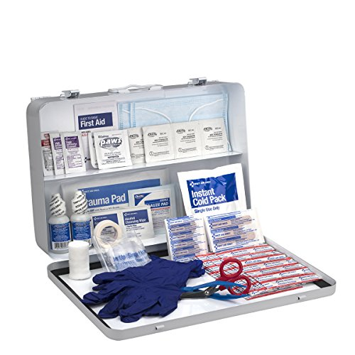 PhysiciansCare by First Aid Only Office First Aid Kit, Contains Over 105 Pieces -