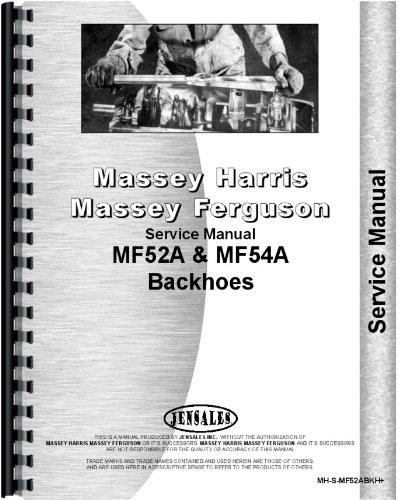 Massey Ferguson Backhoe - 8