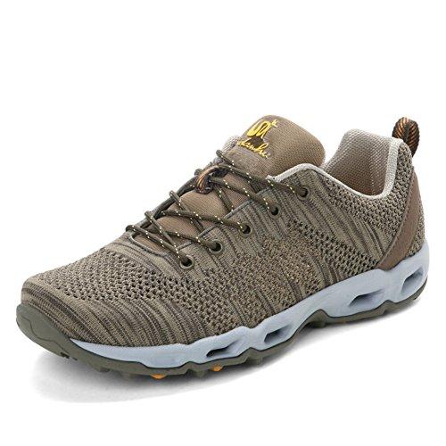 QD-WST ランニングシューズ 防水 スニーカー 軽量 レディース メンズ ジョギングシューズ ウォーキング 運動靴 通学靴 男女兼用22.5cm-27.5cm