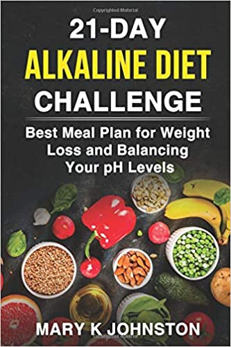 21-Day Alkaline Diet Challenge: Best Meal Plan for Weight Loss and