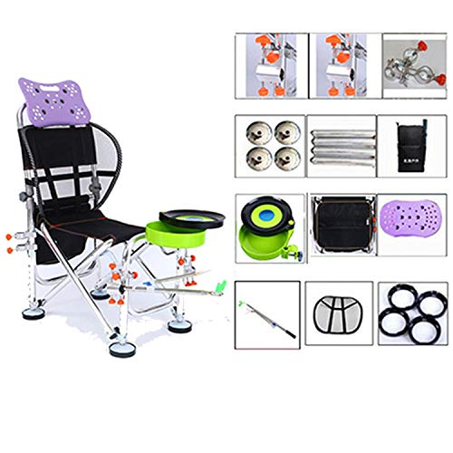 r Fishing Camping Chaise Stool Silla Extended Chairs Stool Beach A Chair Sillas Home Furniture,2-G ()