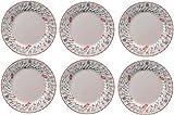 Johnson Brothers - Summer Chintz Set of 6 Plates 22cm  sc 1 st  Amazon UK & Johnson Bros. Summer Chintz Dinner Plates: Amazon.co.uk: Kitchen \u0026 Home